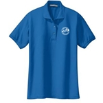 FB2134<br>Ladies Port Authority Silk Touch Polo