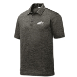 AEL171/ST590<br>Posi Charge Electric Heather Performance Polo