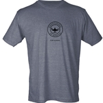 GC77<br>HEATHER CHARCOAL PURE NURSING TULTEX TEE